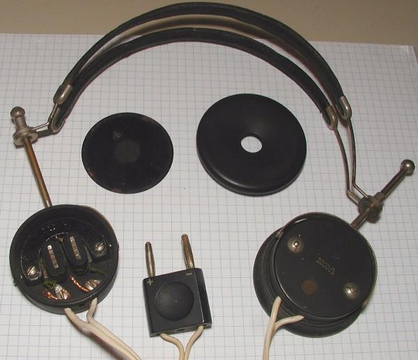 Detektor-Kopfhoerer