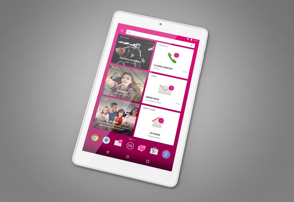 HomeTalk-App von Telekom