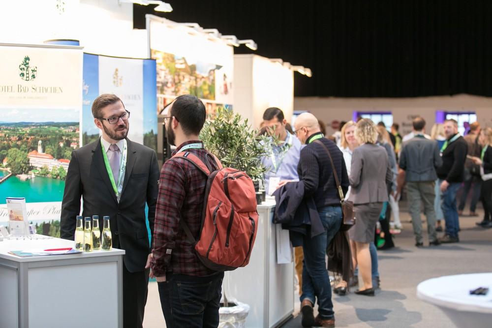 Der mbt Meetingplace findet am 21.11.2017 in Frankfurt und am 28.11.2017 in München statt. Foto: Klaus D. Wolf / mbt Meetingplace
