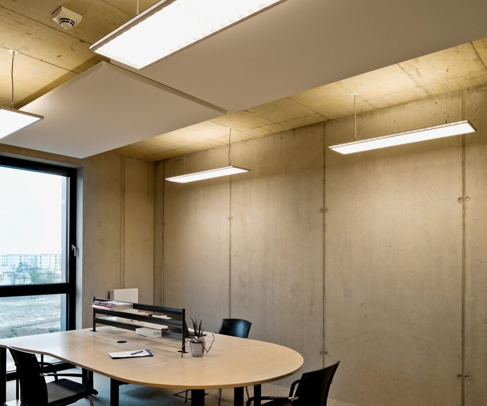 Regiolux steht für hochwertige Lichtsysteme im Bereich technische Beleuchtung und wird als Premiumsponsor über biologische wirksame Bürobeleuchtung informieren. Foto: Frank Freihofer für Regiolux