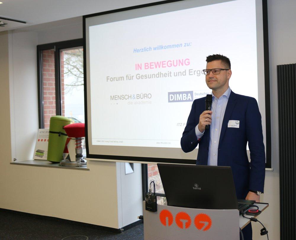 IN BEWEGUNG – Forum für Gesundheit und Ergonomie