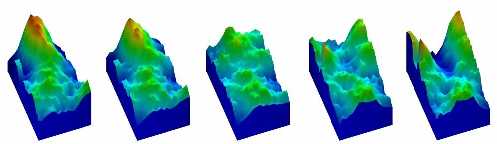 Zur Akustiksimulation wird ein 3-D-Modell des Raums erstellt.