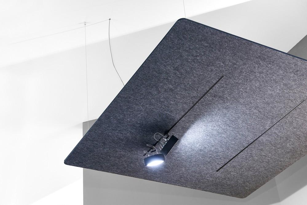 Fiber Ceiling von acousticpearls.