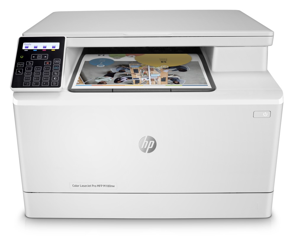 HP Color Laserjet m180nw