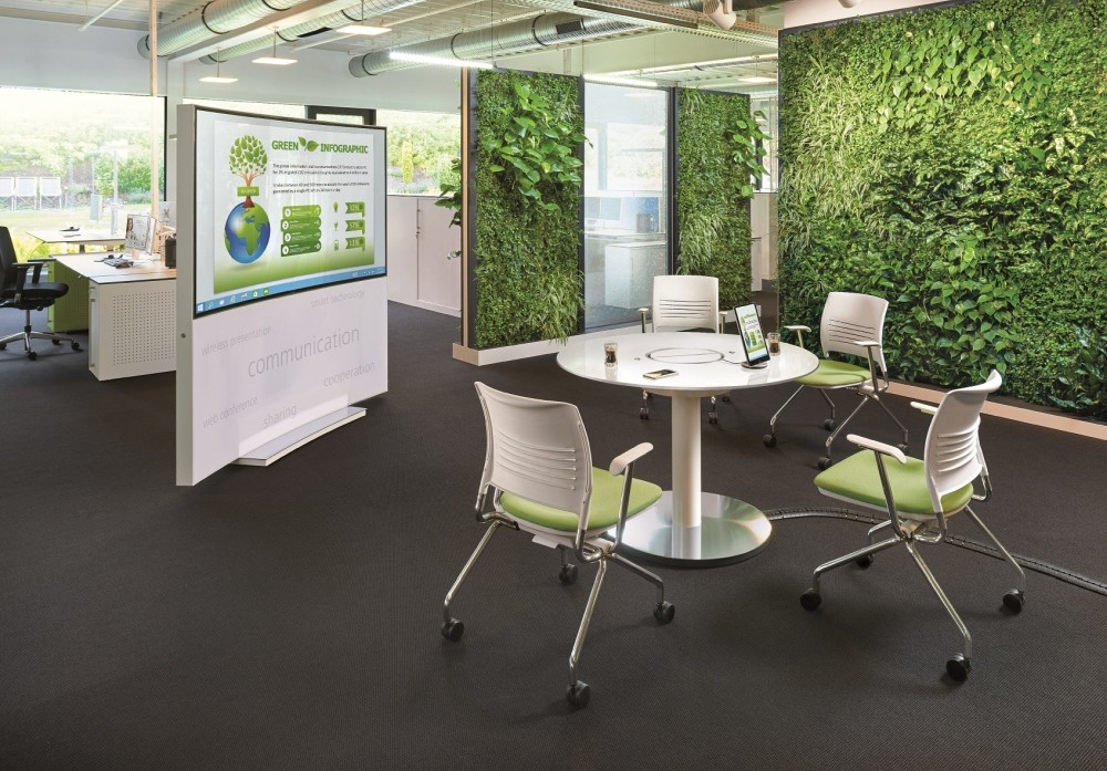 Office Depot - flexible Büros