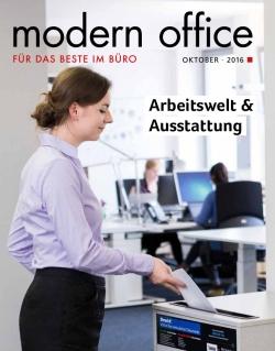 "Modern Office ""Arbeitswelt & Ausstattung"""