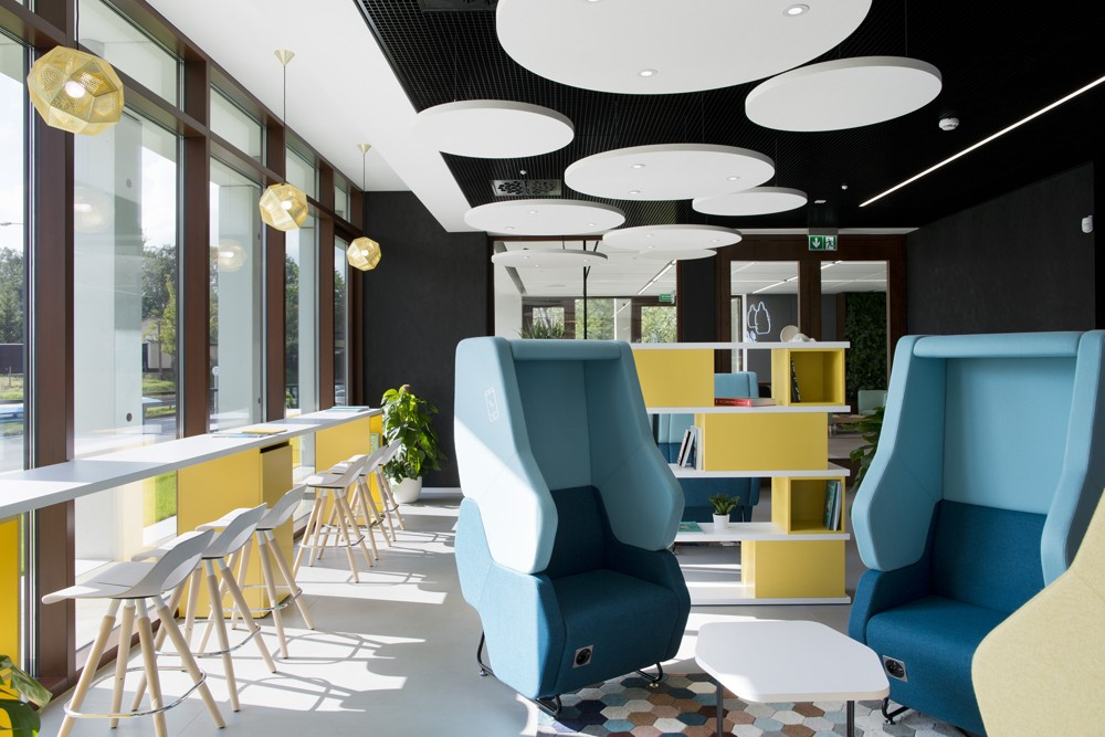 das office inspiration centre nowy styl in krakau