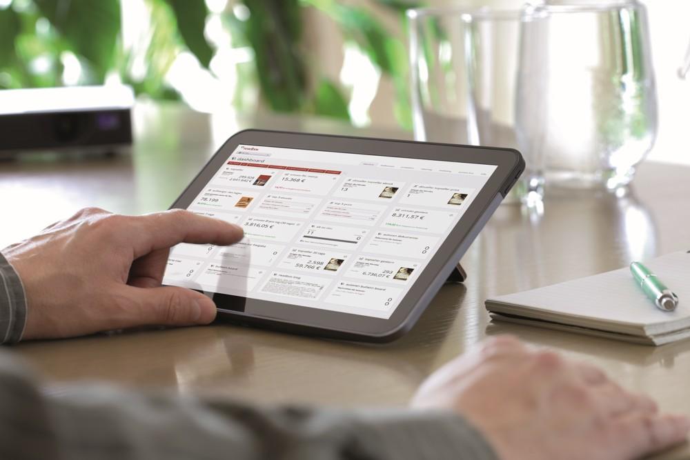 Digitale Kollaboration bei readbox von zu Hause aus. Foto: readbox