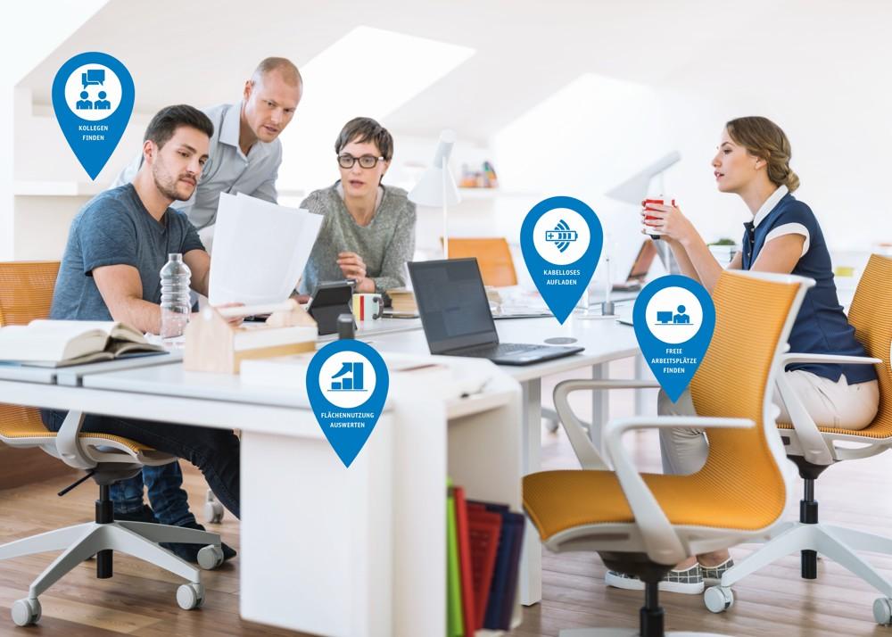Desk-Sharing App