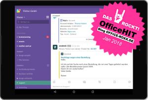 5 Team-Messenger für nahtlose Zusammenarbeit