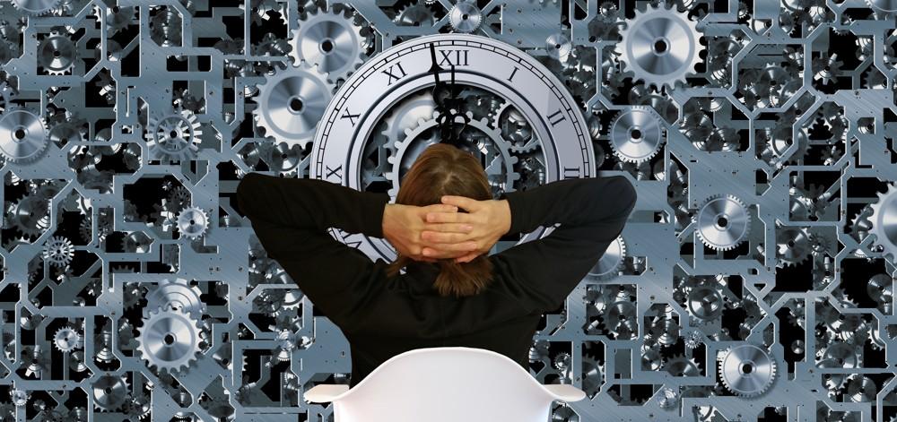 Zeiteinteilung