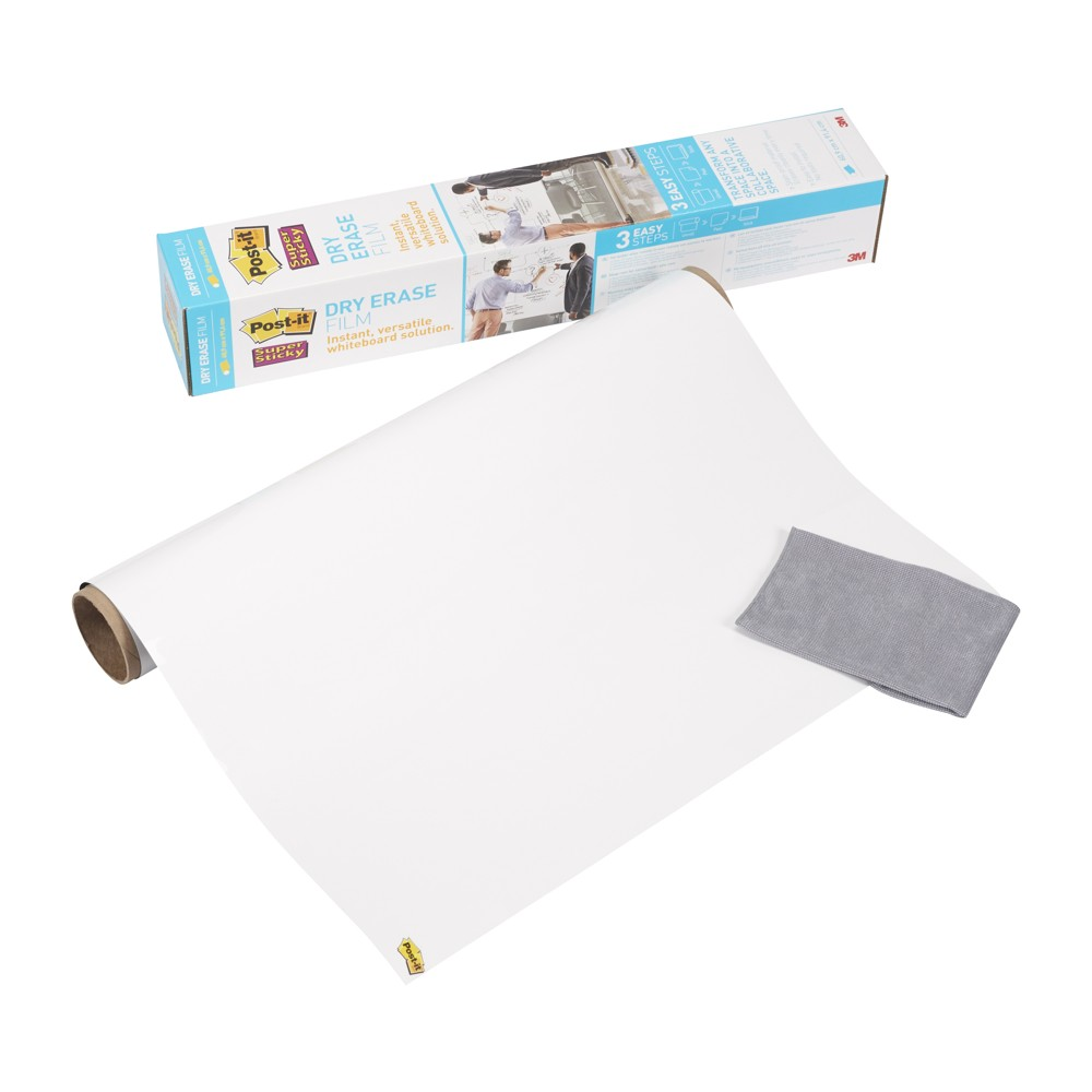 Post-it Super Sticky Dry Erase von 3M.