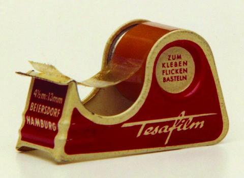 Der tesa Tischabroller von 1955. Foto: tesa