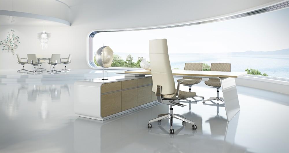 Premium-Stuhlserie mit grüner Seele: Collection S von MartinStoll. Foto: Kinnarps