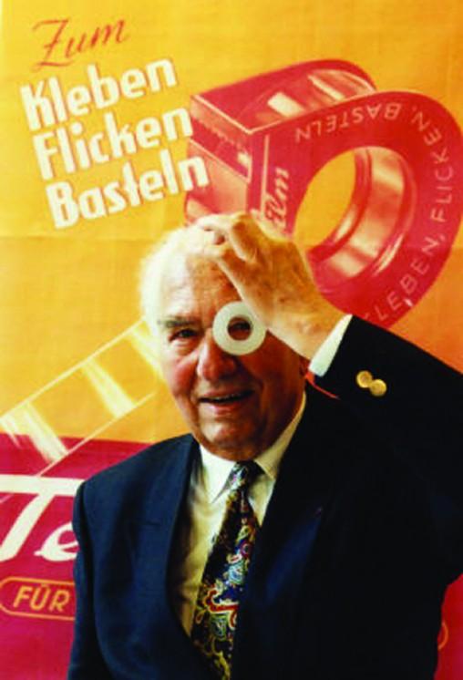 Der Vermarkter: Hugo Kirchberg. Foto: tesa