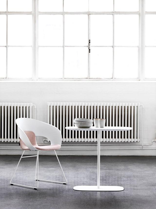 Zeug zum Klassiker: Stuhl Deli von Skandiform. Foto: Skandiform
