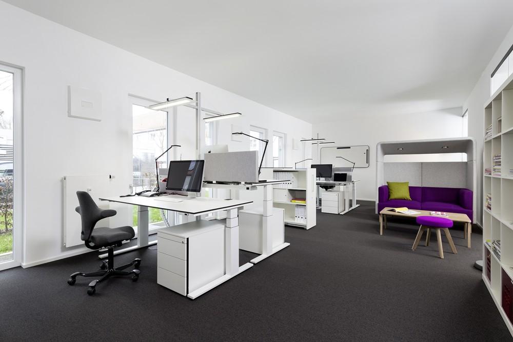 WINI ist spezialisiert auf die Ausstattung von Büros mittelständischer Unternehmen.