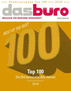 Top 100 Büroprodukte des Jahres 2018, ET 05.03.2018