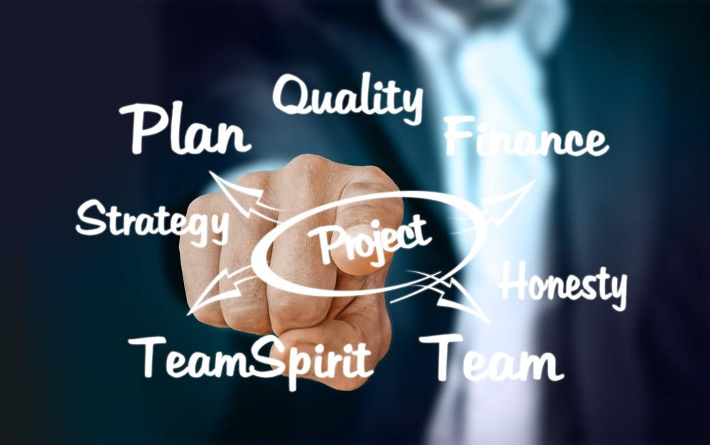 Agile Strukturen erfordern einen organisatorischen Umbau des gesamten Unternehmens. Abbildung: Pexels