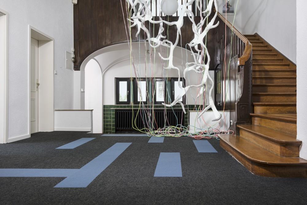 Bodenbelag: Finett Dimension bleibt dimensionsstabil und zeigt ein ruhiges Verlegebild ohne Fugen.