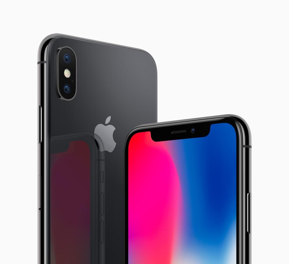 iPhoneX von Apple.