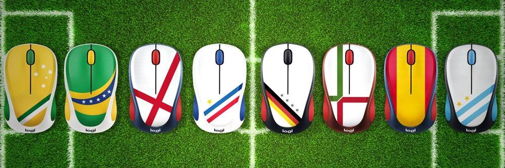 WM-Maus von Logitech gewinnen