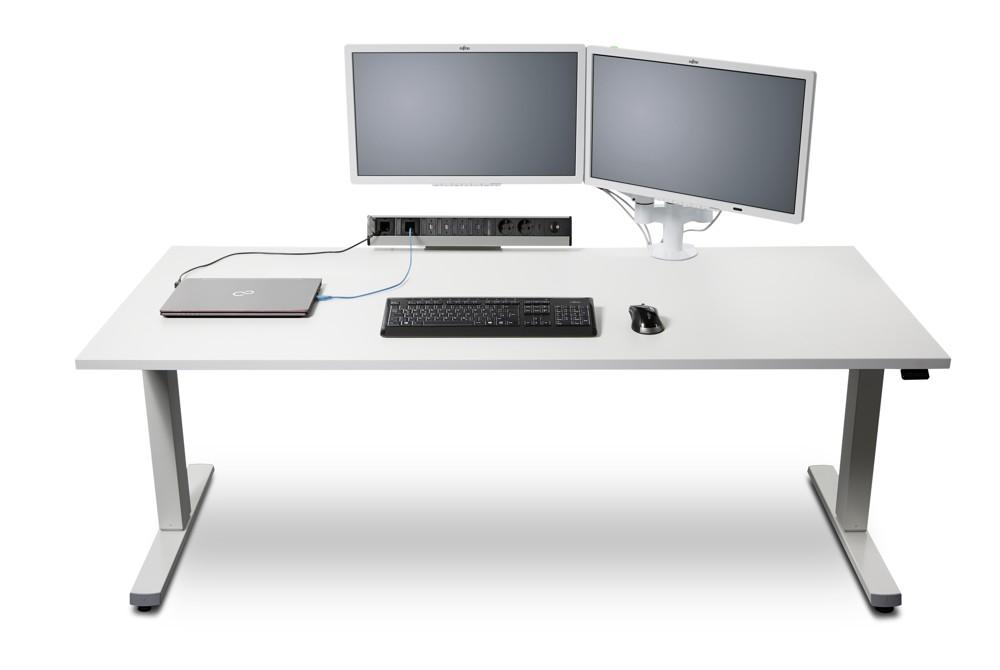 Clean Desk von Fujitsu.