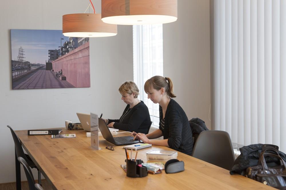 Coworking-Spaces im Porträt