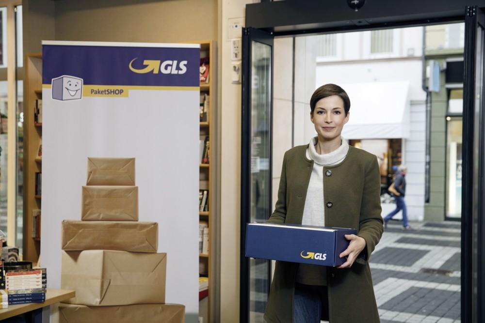 GLS Paketshops von GLS.