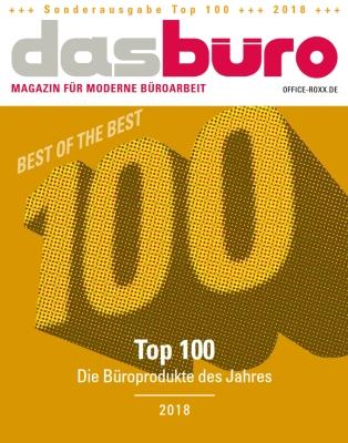 Die 100 Büroprodukte des Jahres 2018