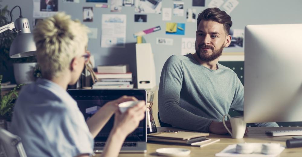 Wenn Arbeitsschritte unkompliziert und wenig zeitaufwendig sind, kann die Zufriedenheit der Mitarbeiter steigen. Abbildung: Sigel