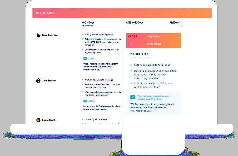 Plause - App für die Mitarbeiterführung