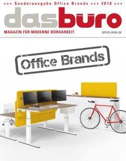 Das Büro Office Brands 2018, ET: 30.08.2018