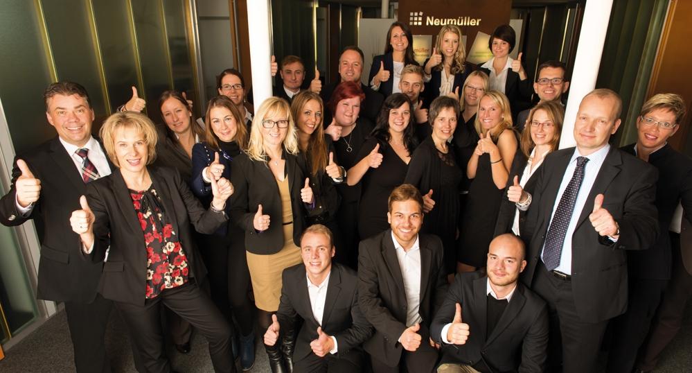 Unternehmensdemokratie beginnt bei der Personalsuche und berücksichtigt die komplette Belegschaft eines Unternehmens. Abbildung: Neumüller Unternehmungen