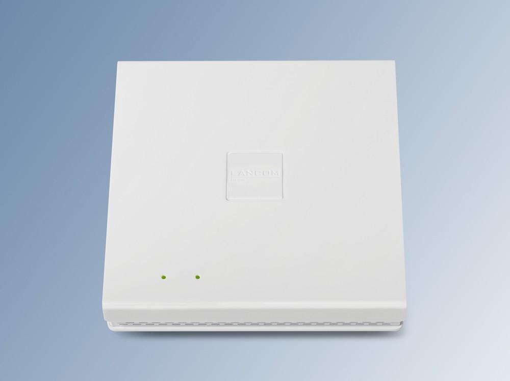 WLAN Router von LANCOM Systems aus der LN-1700er-Serie.