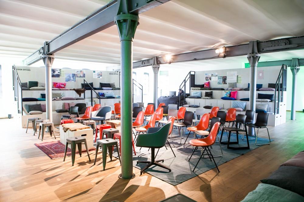 Die HR-Leitmesse findet in diesem Jahr in Partnerschaft mit Design Offices statt. Abbildung: Design Offices