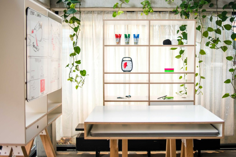 Das flexible Whiteboard Ideaframe