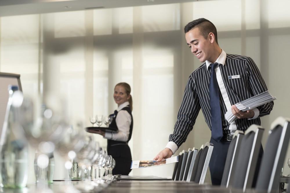 Maritim Hotels beeindrucken mit einem ausgezeichneten Serviceangebot.  Abbildung: Maritim Hotelgesellschaft