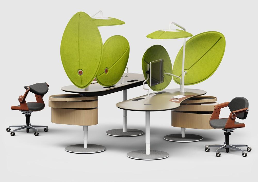 K+N BALANCE.OFFICE Tisch von König + Neurath –  OFFICE-OSCAR in der Kategorie Schreibtische.