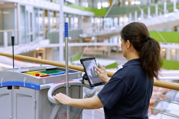 Frische Luft und Hygiene: Lösungen für saubere Büros