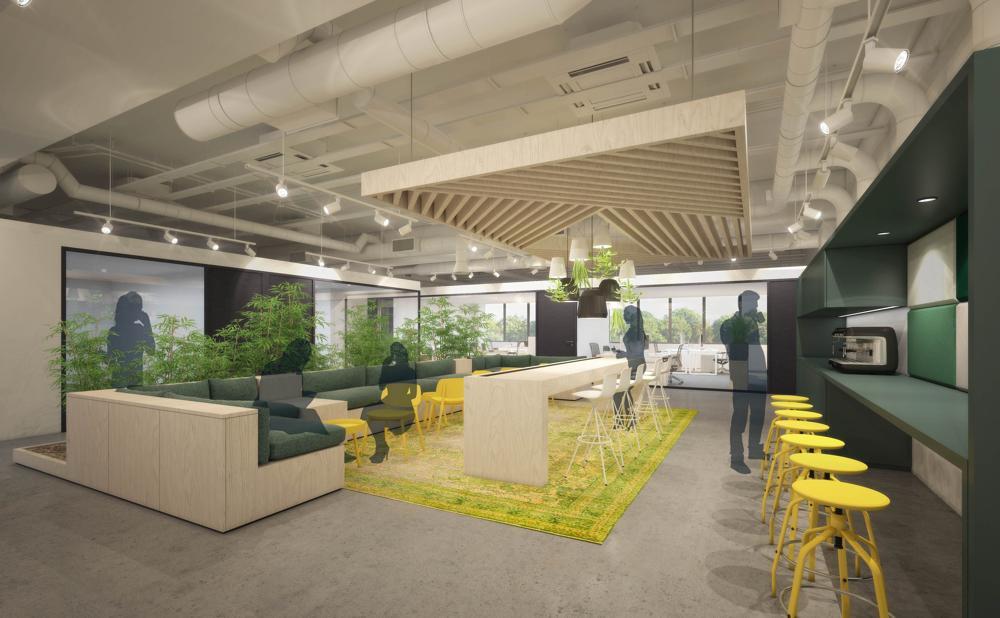Dittl husqvarna Bürogestaltung