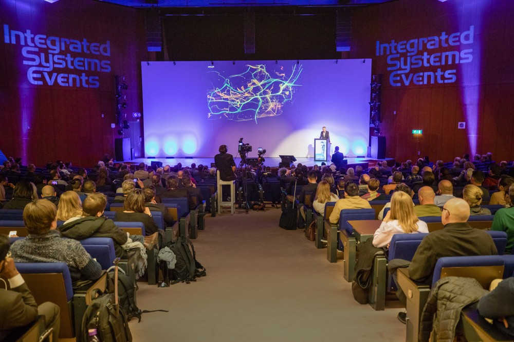 Zahlreiche Vorträge und Präsentationen werden aktuelles Technikwissen vermitteln.  Abbildung: ISE/Thomas Krackl