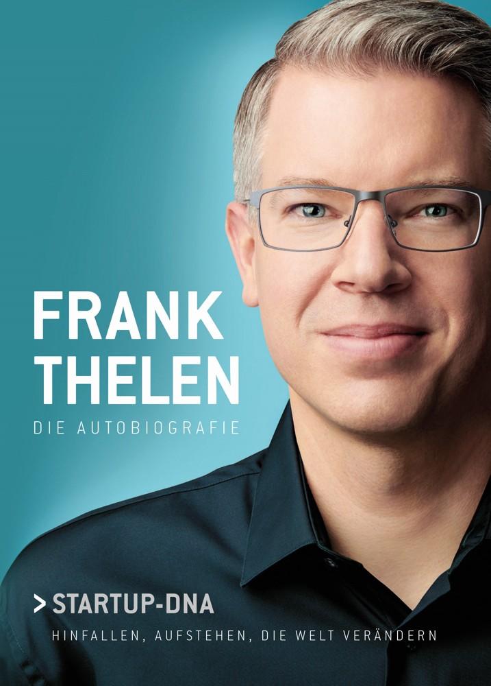 Skateboardfahrender Gründer: Frank Thelen