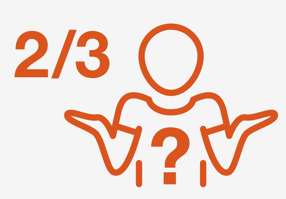 Bringt HCL etwas? Zwei Drittel der Befragten bezweifeln das oder wissen zu wenig darüber.