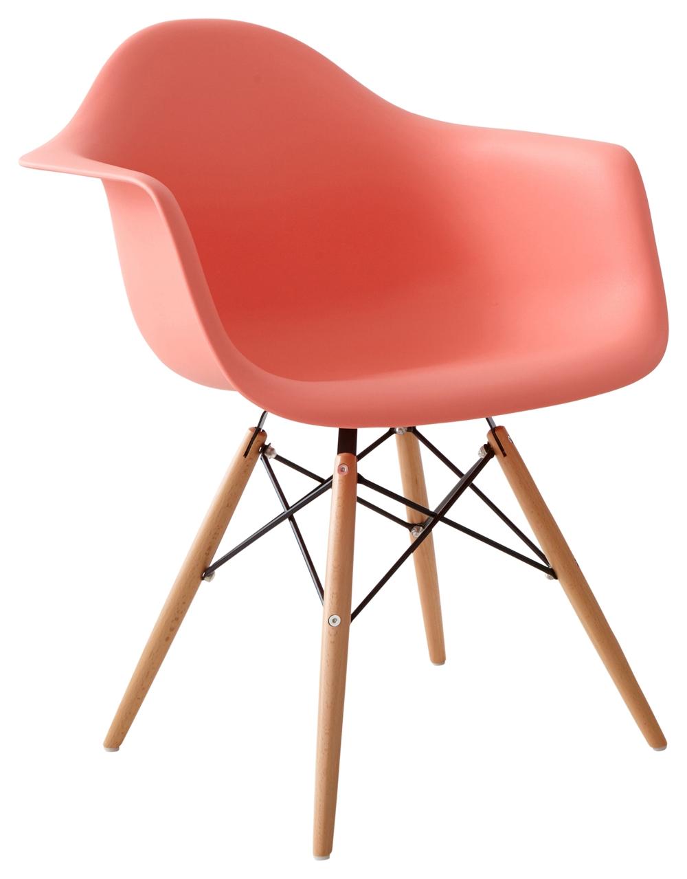 Coral Eames Style Dining Armchair von Danetti. Abbildung: Danetti