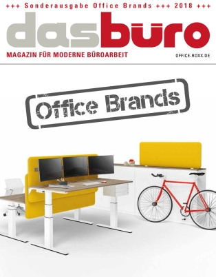 Das Büro: Office Brands 2018