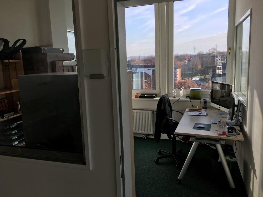 Coworking-Spaces im Porträt: Panorama-CoWorking in Essen - OFFICE ROXX