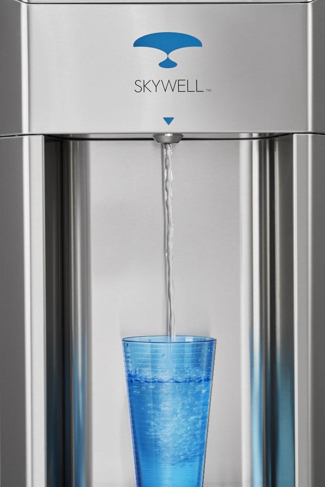 Skywell: Wasser aus Luft gewinnen