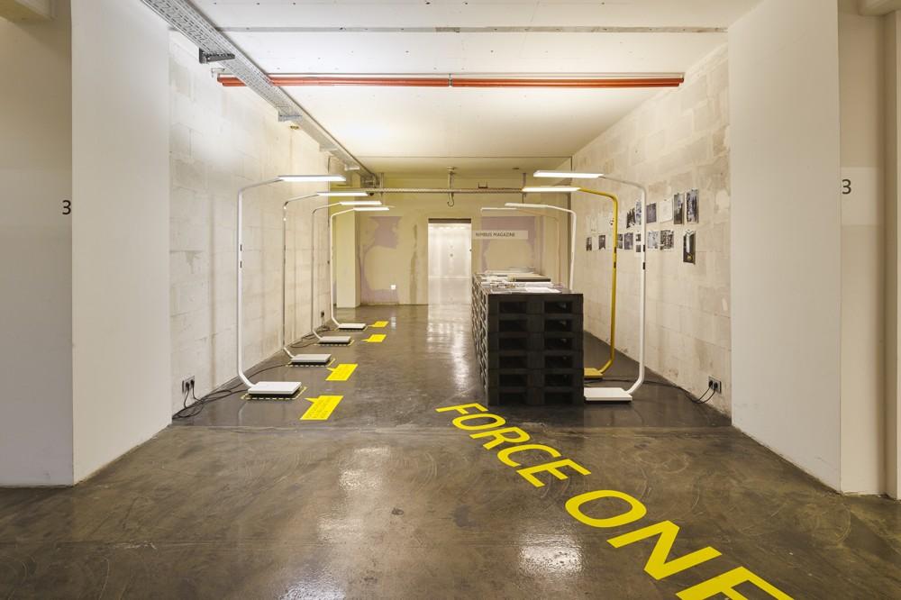 Kreativ-Spot in Stuttgarts Norden: Der Mock-up von Nimbus bietet auf 1.500 Quadratmetern viel Raum für einen Showoroom, Schulungs- und Vortragsveranstaltungen, Design- und Architekturevents sowie zeitgenössische Kunst- und Fotoausstellungen. Abbildung: Nimbus / Frank Ockert