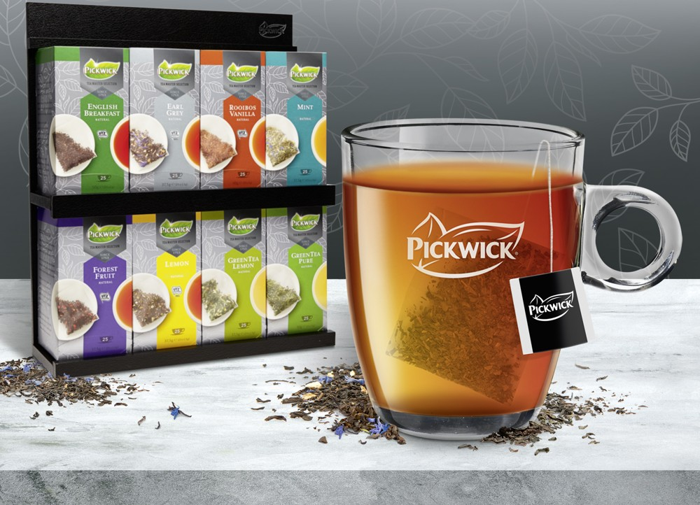 Pickwick Master Selection von Jacobs Douwe Egberts.